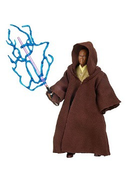 Saga Legends Mace Windu Action Figure