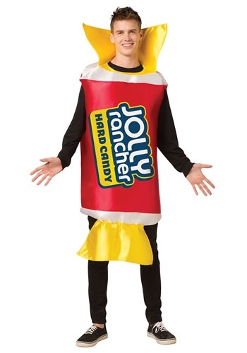 Cherry Jolly Rancher Adult Costume