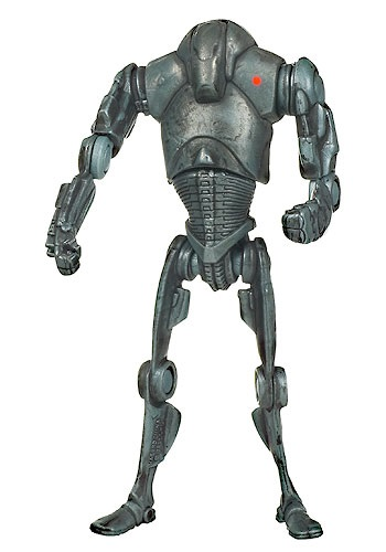 Saga Legends Super Battle Droid Action Figure