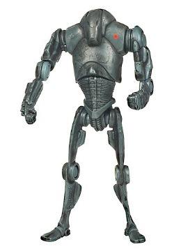 Saga Legends Super Battle Droid Action Figure