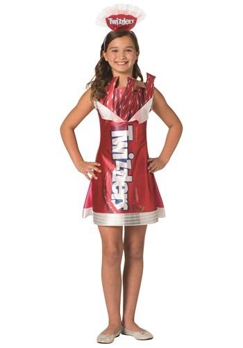 Girls Twizzlers Twizzlers Costume