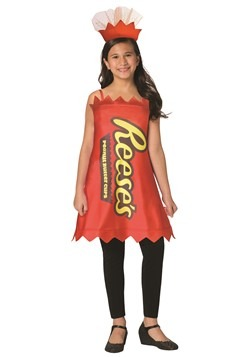 Girls Reese's Cup Costume
