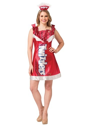 Womens Twizzlers Costume