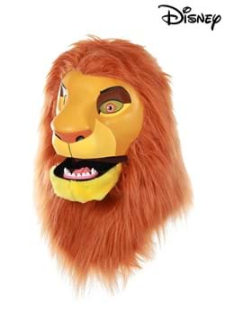 The Disney The Lion King Simba Mouth Mover Mask