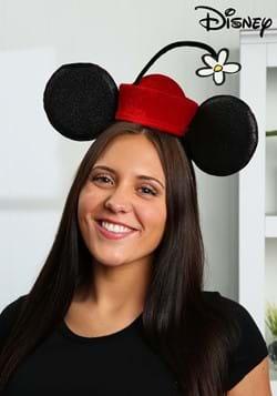 Disney Minnie Mouse Vintage Flower Hat