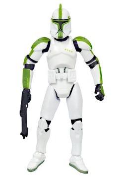 Saga Legends Clone Trooper Officer Action Figure