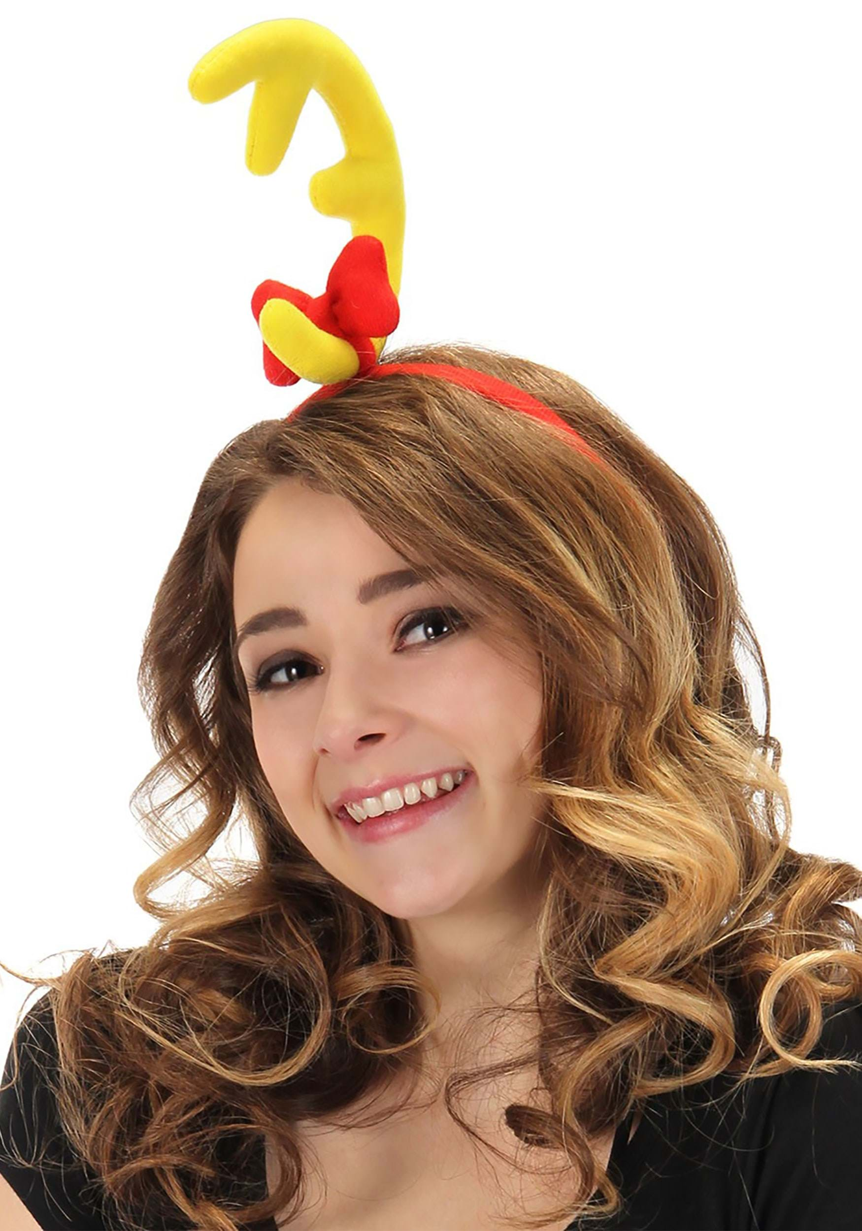 The Grinch Girls Headband