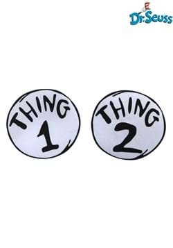 Thing 1 & 2 Large Patches Set The Cat in the Hat 1