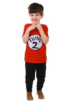 Thing 1 & 2 Large Patches Set The Cat in the Hat 2