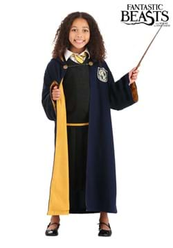 Vintage Kids Hogwarts Hufflepuff Robe update 1