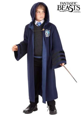 Vintage Kid's Hogwarts Ravenclaw Robe update