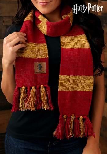 Vintage Hogwarts Gryffindor Scarf Harry Potter Update