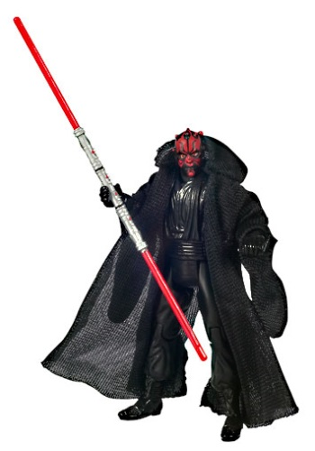 Saga Legends Darth Maul Action Figure