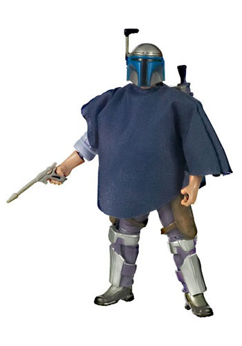 Saga Legends Jango Fett Action Figure