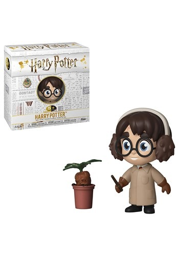 Funko 5 Star Harry Potter- Harry Potter (Herbology)