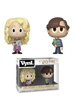 Vynl: Harry Potter- 2 Pack- Luna & Neville