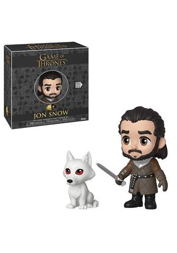 5 Star: Game of Thrones- Jon Snow