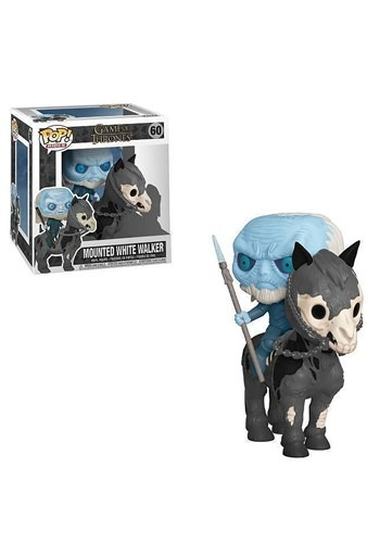 Pop Rides Game of Thrones White Walker on Horse Figure