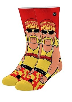 Hulk Hogan 360 Premium Knit Odd Sox