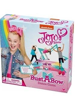 JoJo Siwa Bust a Bow Dance Mat Game New