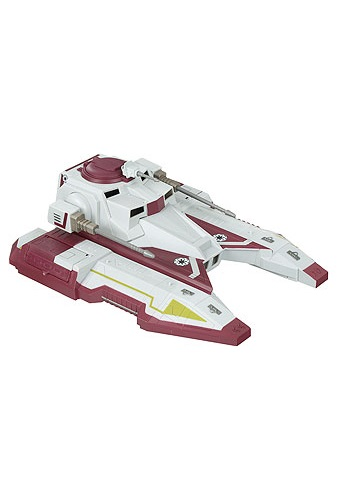 Clone Wars Republic Fighter Tank Vehicle