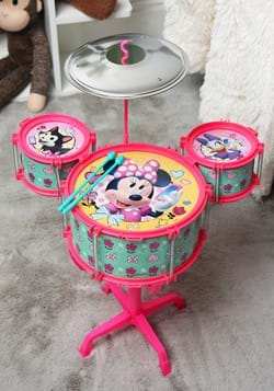 Minnie Mouse Drum Set
