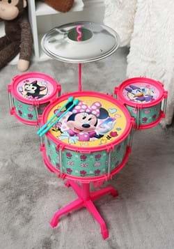 Minnie Mouse Drum Set