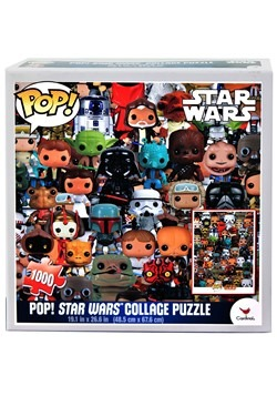 Star Wars Funko POP! 1000-Piece Jigsaw Puzzle