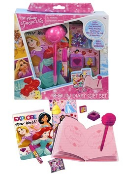 Disney Princess Diary Set in a Box