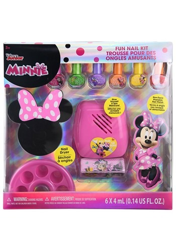 Minnie Mouse 12pc Nail Dryer Set