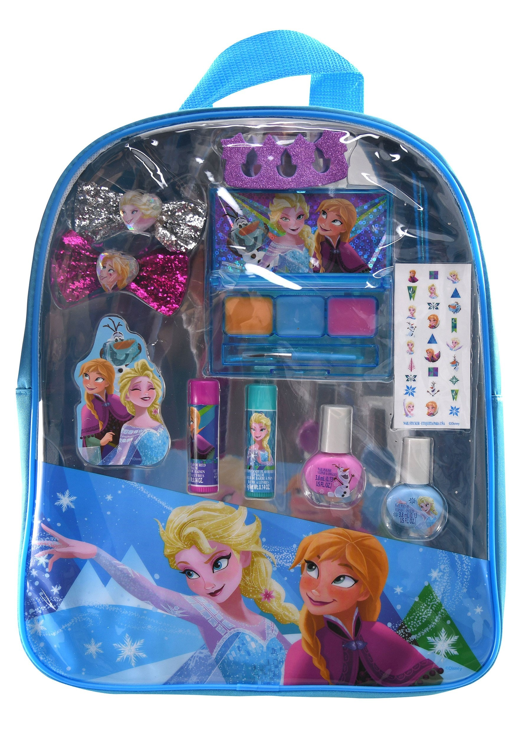 a45f239f94f4 Frozen Cosmetics in Backpack Set