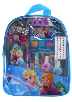 Frozen Cosmetics in Backpack Set