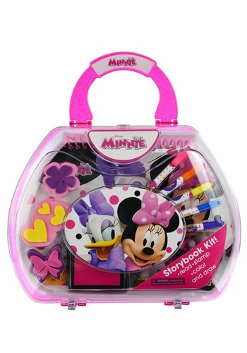 Disney Minnie Mouse Art Purse Kit