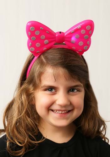 Minnie Mouse Light Up Headband