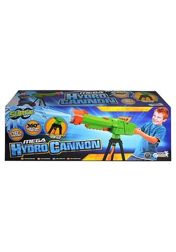 Aqua Storm Hydro Cannon