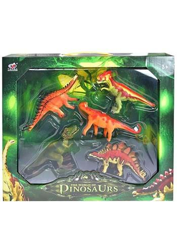 Dinosaur Figure 5pack Box