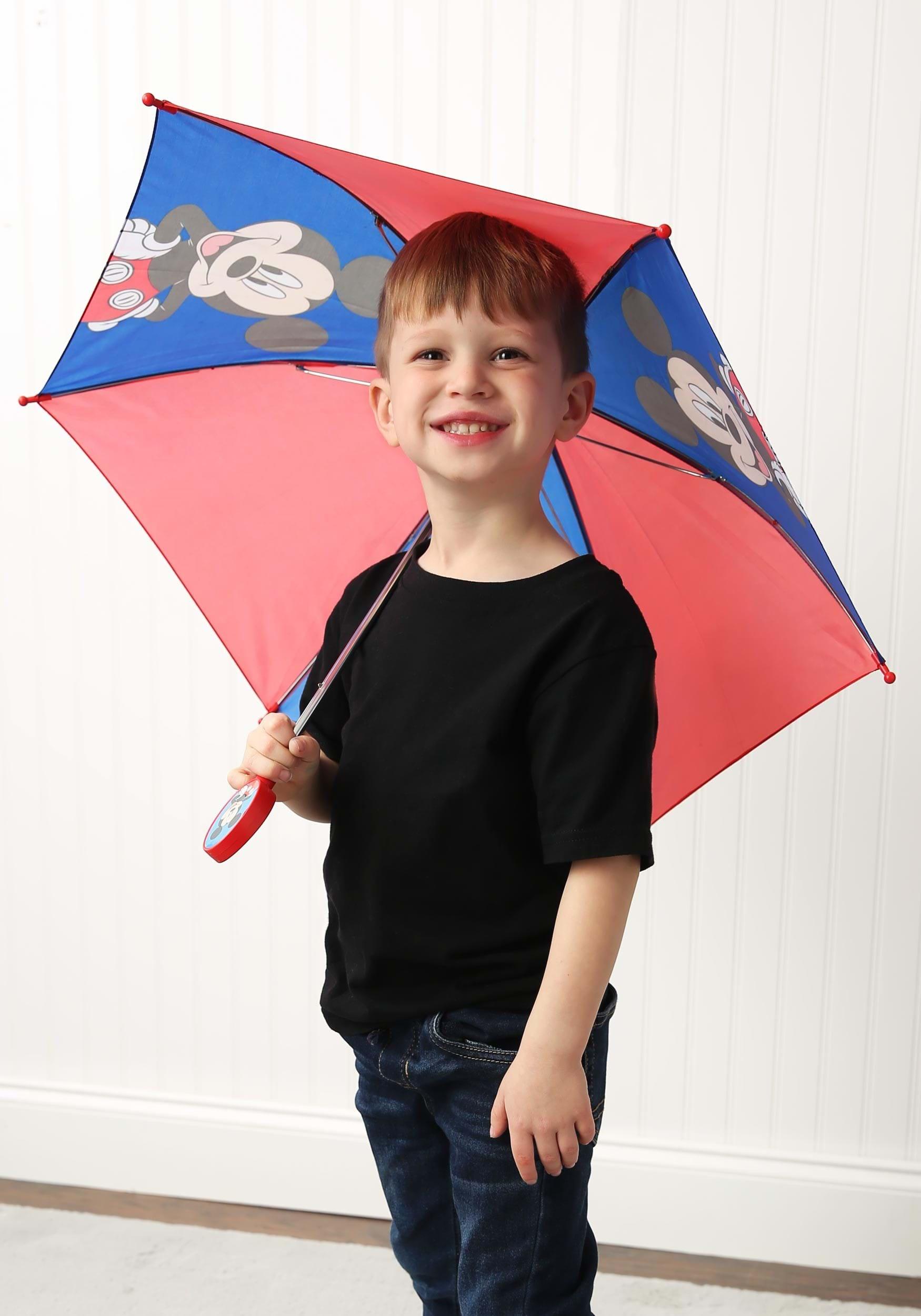 84b0ff6cc7804 Disney Mickey Mouse Kids Umbrella