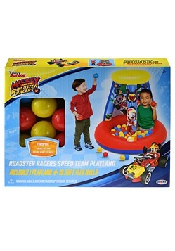 Mickey Ball Pit w/ 15 Balls