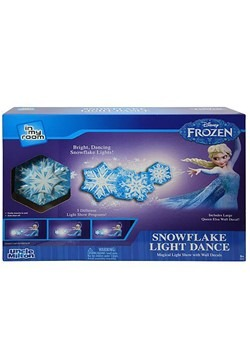 Disney Frozen Snowflake Light Dance