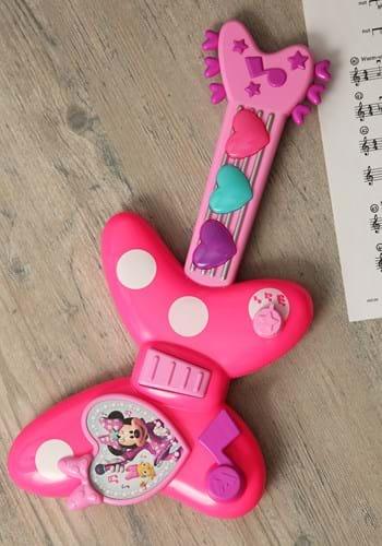 Disney Minnie Mouse Bow-Tique Rockin' Guitar update