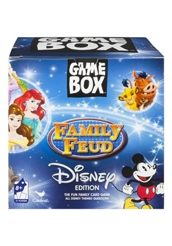 Disney Family Feud Game Box