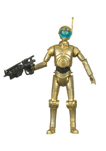 4A 7 Droid Action Figure CW13