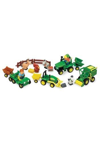 John Deere Fun on the Farm Playset