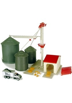Farm Country Grain Feed Playset