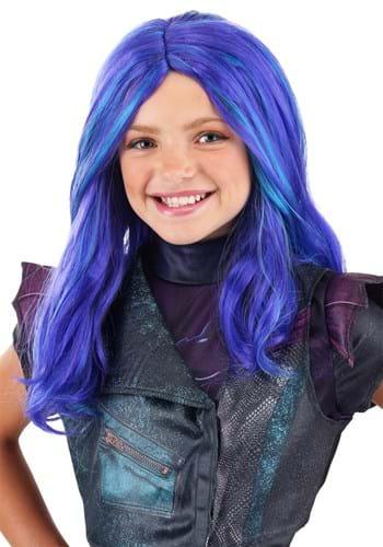 Mal Descendants 3 Girls Wig update
