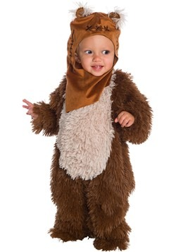 Star Wars Toddler's Ewok Deluxe Plush Costume