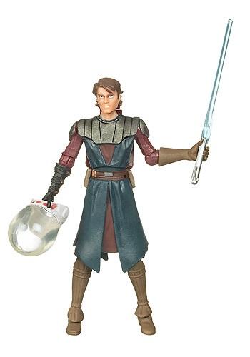 Anakin Skywalker Space Suit Action Figure - CW21