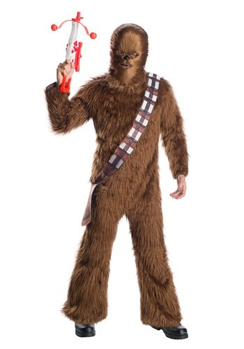 Star Wars Chewbacca Deluxe Costume for Adults