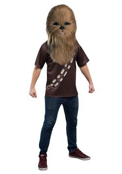 Star Wars Oversized Chewbacca Mascot Head22