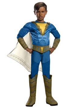 Shazam! Child's Deluxe Freddy Costume